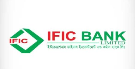 IFIC Bank Limited Head Office In Dhaka, Bangladesh