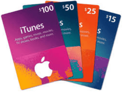 Buy iTunes Gift Cards From Bangladesh