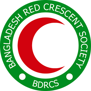 Bangladesh Red Crescent logo
