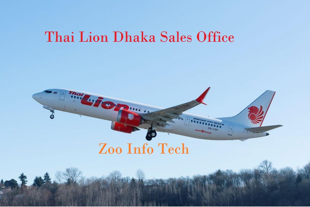Thai Lion Air Dhaka Office, Bangladesh
