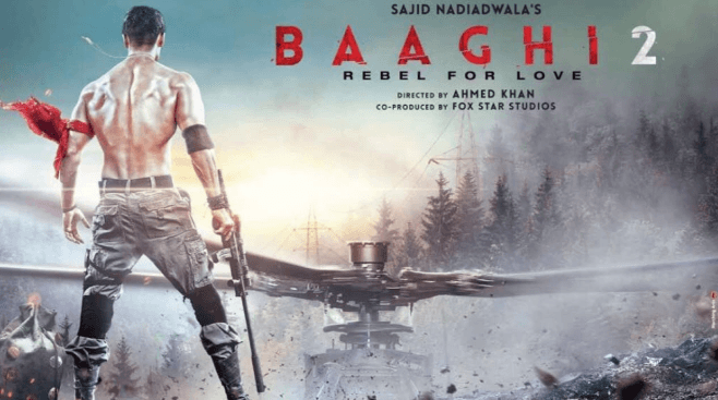 Baaghi 2, Top 5 Bollywood Movies Of 2018