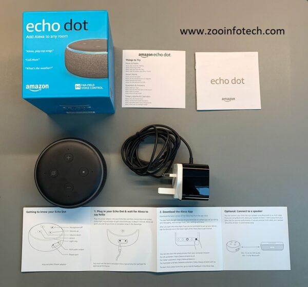 amazon-alexa-echo-dot-3rd-gen-improved-smart-speaker-and-wifi-switch-control-device
