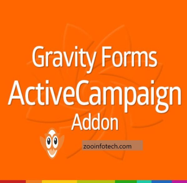 Gravity Forms ActiveCampaign