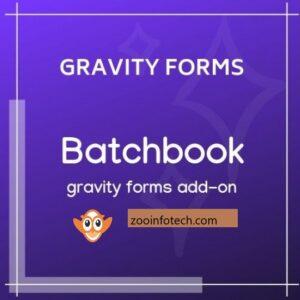 Gravity Forms Batchbook