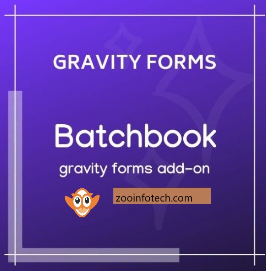Gravity Forms Batchbook