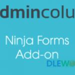 Admin Columns Pro – Ninja Forms Addon