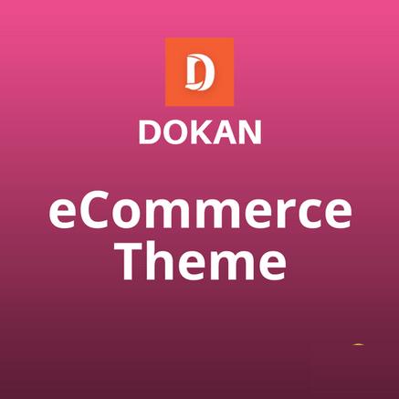 Dokan eCommerce Theme