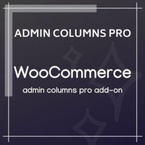 Admin Columns Pro – WooCommerce