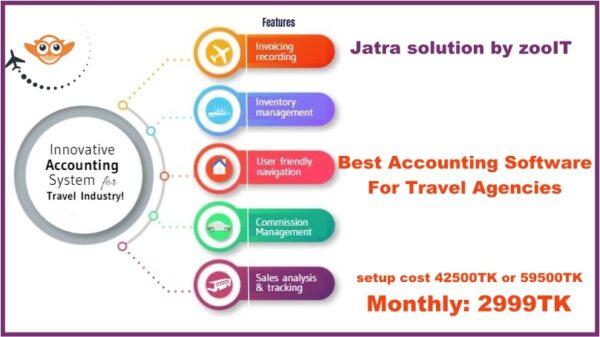 jatra software
