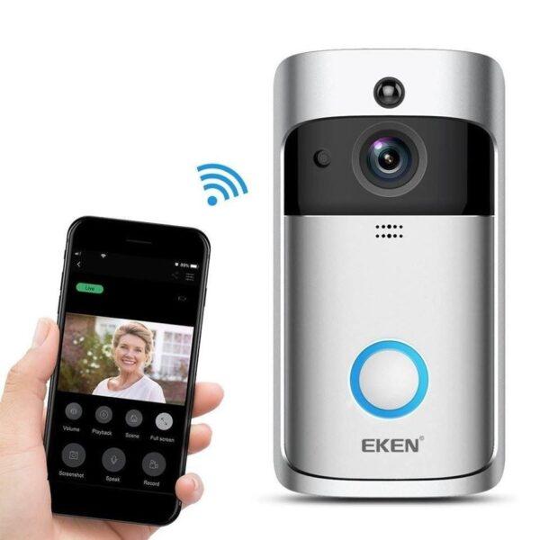 eken-video-doorbell-2-hd-wifi-camera