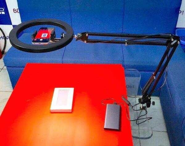 mobile-overhead-setup-with-ring-light