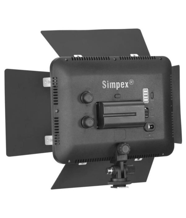 rechargeable-led-video-light-with-battery-and-charger-simpex-320