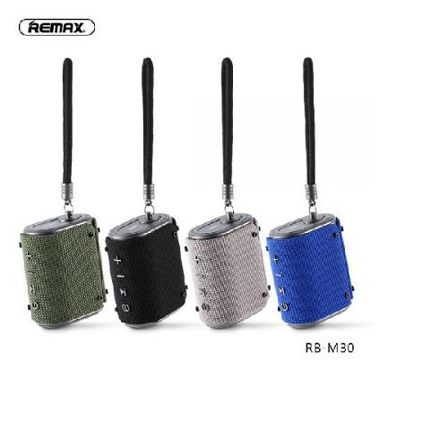 remax-rb-m30-fabric-series-wireless-bluetooth-speaker