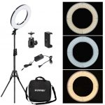 zomei-premium-led-ring-light-46cm-18-inch-50w-3200-5500k-white-color-temperature-control-full-set-with-stand-and-carry-bag (3)