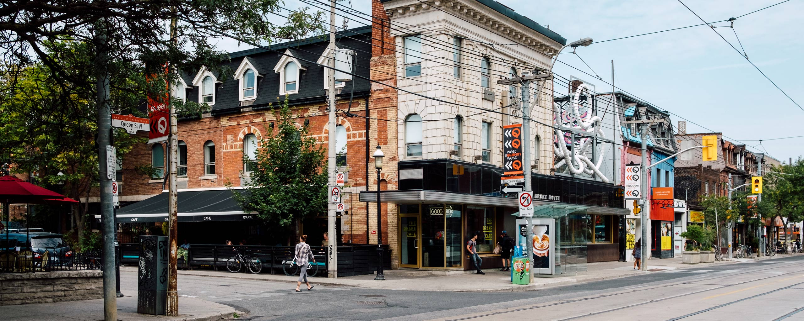 Best places to live in Toronto | West Queen West